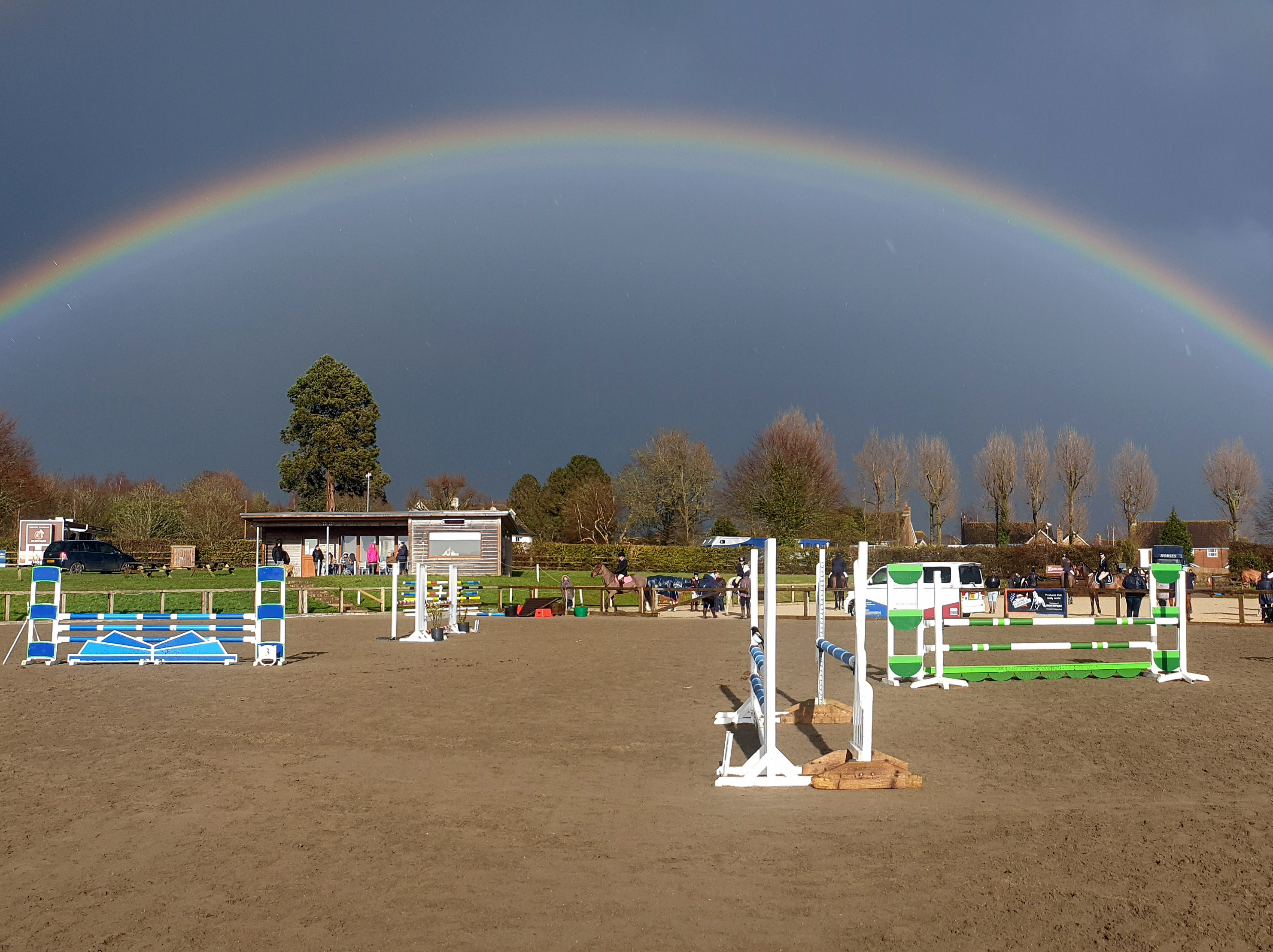 Show Jumping Arenas 4