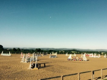 Show Jumping Arenas 2