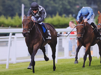 Lavender's Blue wins the Group 3 Atalanta Stakes and Cogital wins at Lingfield - Saturday 31 August